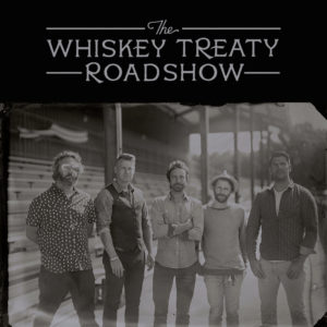 The Whiskey Treaty Roadshow; self-titled EP, self, 2017.